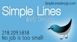 Simple Lines Web Design